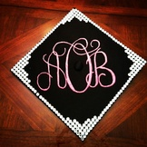 Graduation cap ideas taylor briggs for Accounting graduation cap decoration